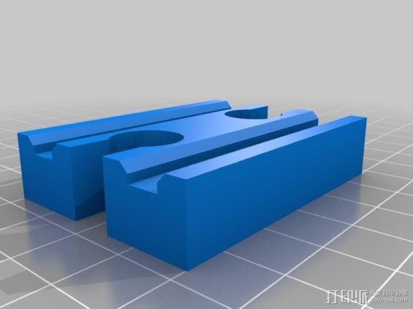 Brio火车配适器 3D模型  图5