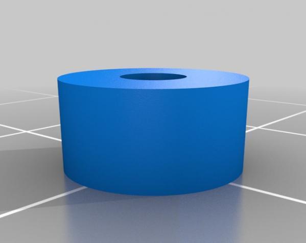 迷你参数化滑板 3D模型  图3