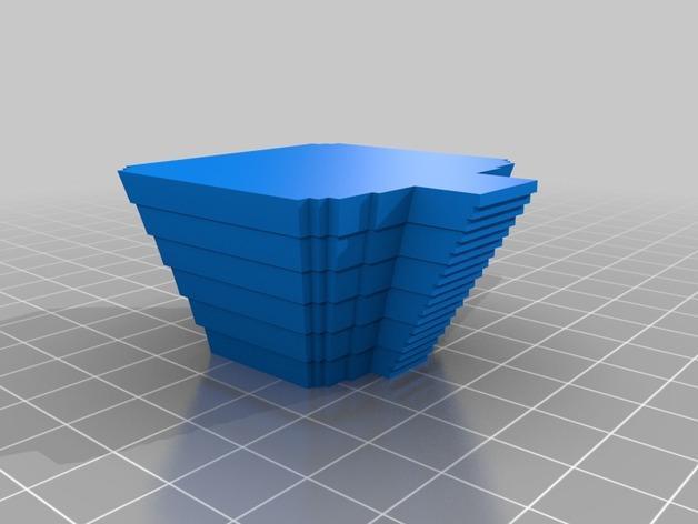 Tikal:神殿方块 3D模型  图10