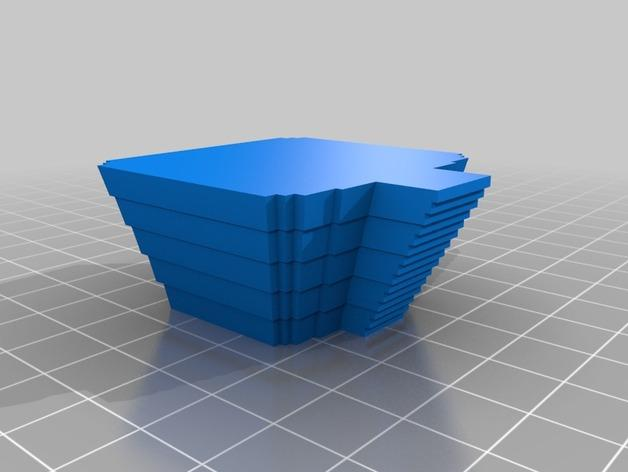 Tikal:神殿方块 3D模型  图9