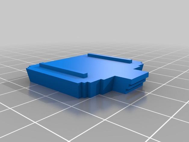 Tikal:神殿方块 3D模型  图14
