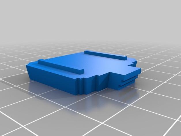 Tikal:神殿方块 3D模型  图15