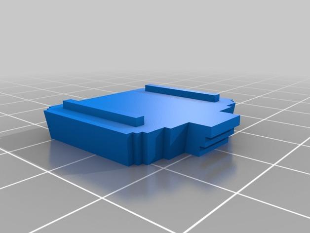 Tikal:神殿方块 3D模型  图16