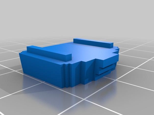 Tikal:神殿方块 3D模型  图18
