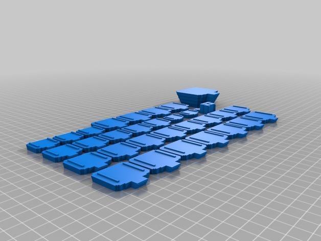 Tikal:神殿方块 3D模型  图22