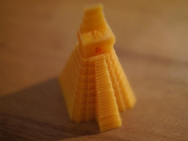 Tikal:神殿方块 3D模型  图27