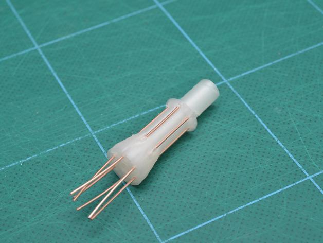 桌面弹球减震器模型 3D模型  图3