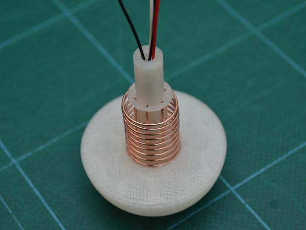 桌面弹球减震器模型 3D模型  图10