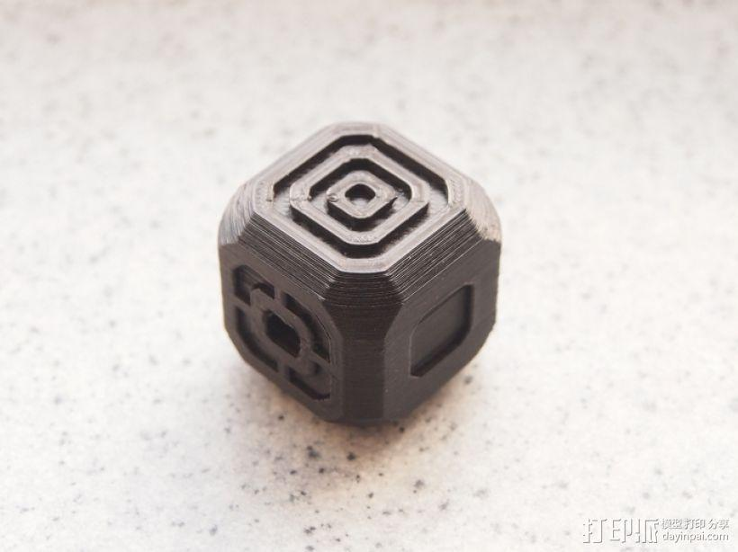 AFK游戏骰子 3D模型  图1
