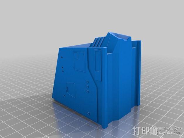 星球大战:AT-AT步行者 3D模型  图3