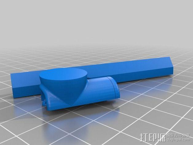 星球大战:AT-AT步行者 3D模型  图7