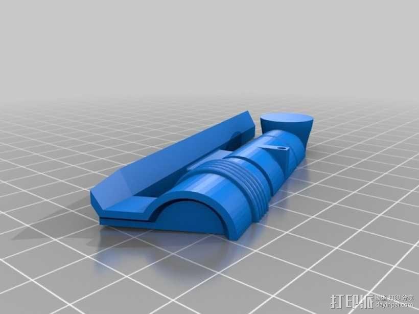 星球大战:AT-AT步行者 3D模型  图15