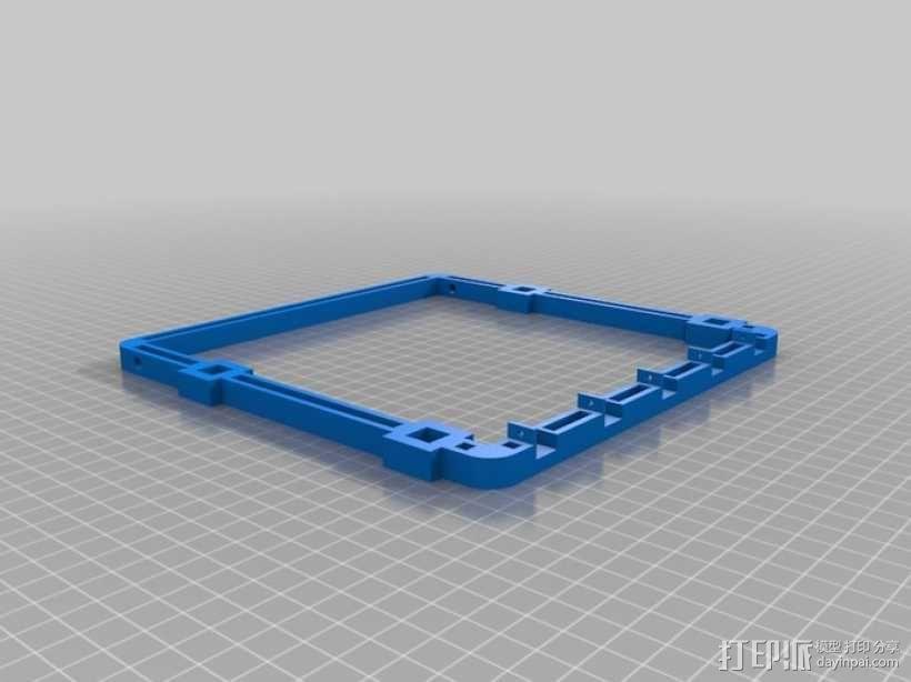 多发投石机模型 3D模型  图5