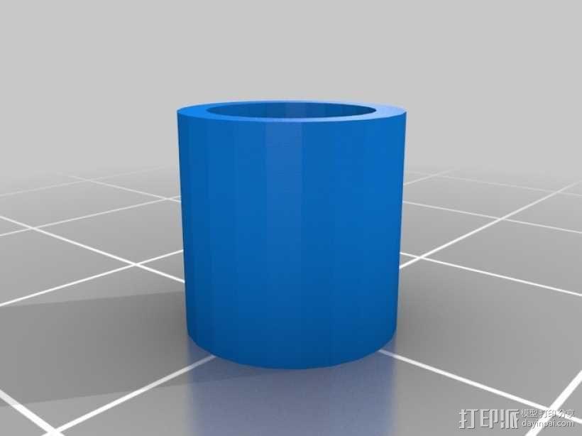多发投石机模型 3D模型  图4