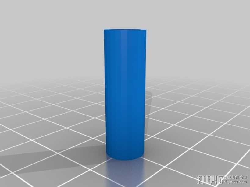 多发投石机模型 3D模型  图6
