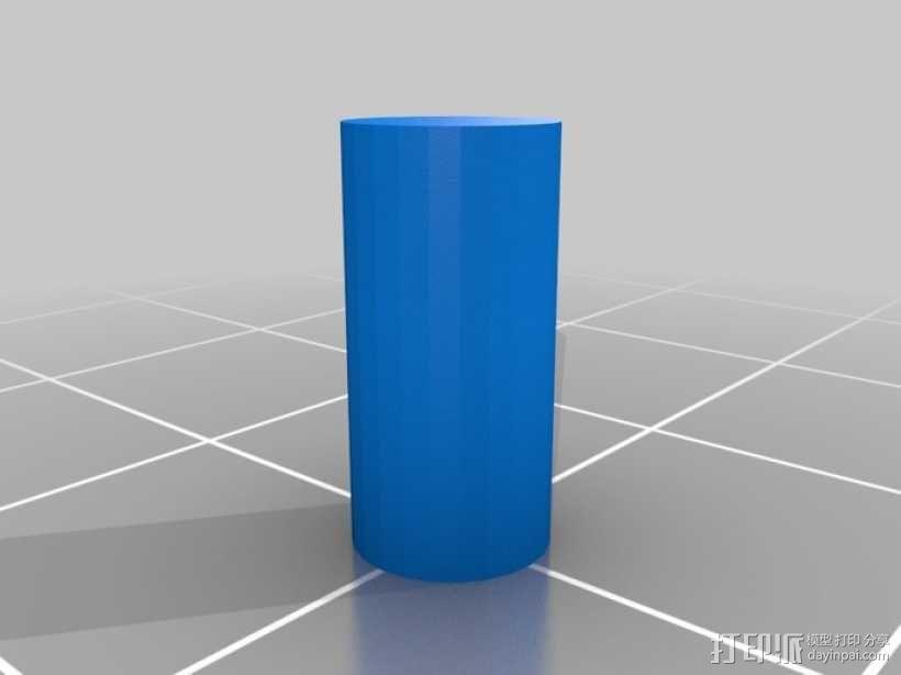 多发投石机模型 3D模型  图10