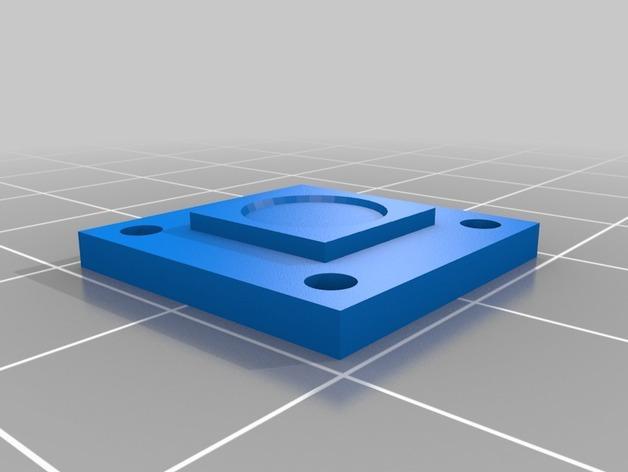 迷你沙漏计时器 3D模型  图4