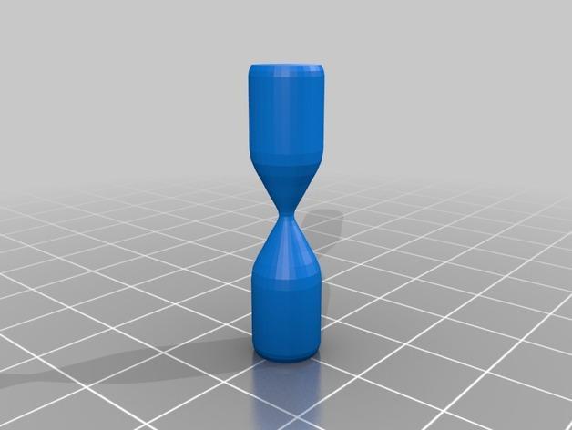 迷你沙漏计时器 3D模型  图6