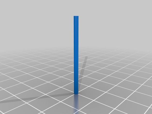 迷你沙漏计时器 3D模型  图5