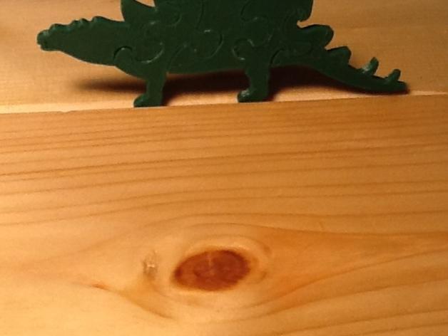 剑龙拼图 3D模型  图2