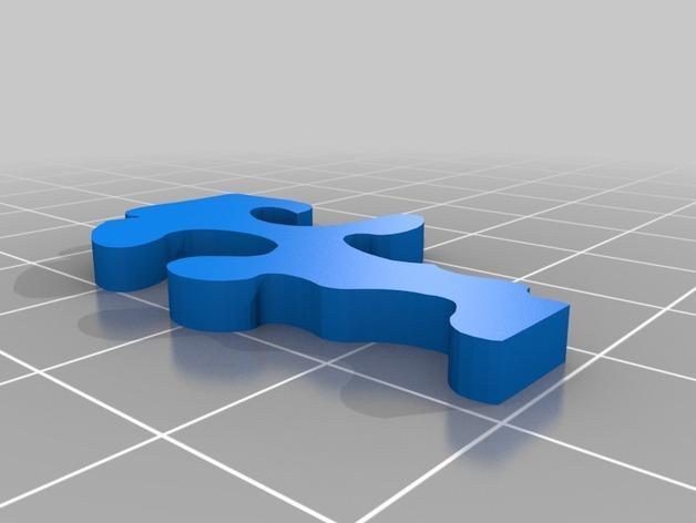 剑龙拼图 3D模型  图7