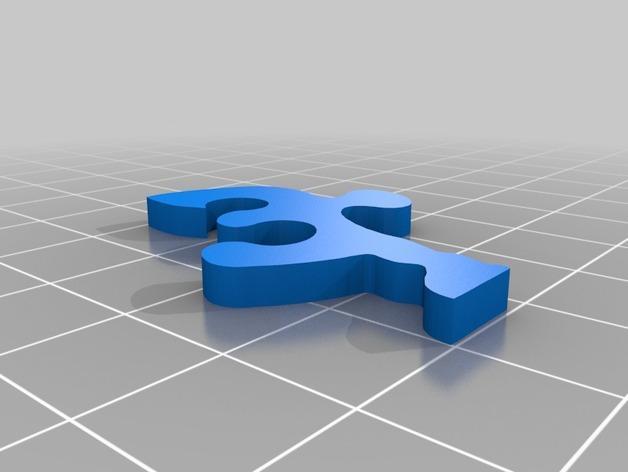 剑龙拼图 3D模型  图5