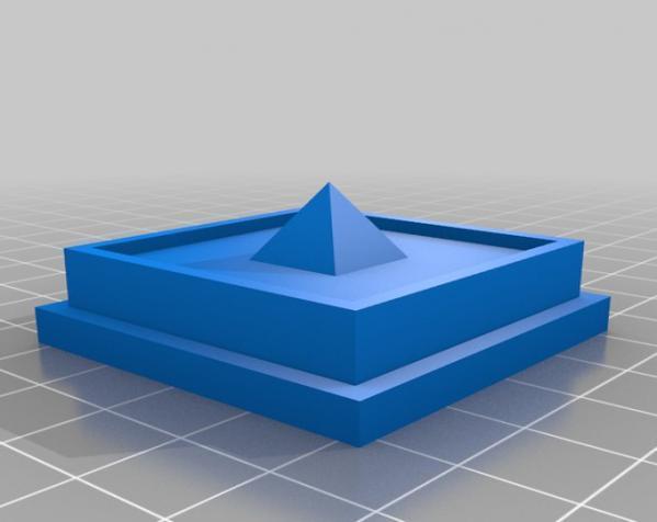 模块化的方尖塔 3D模型  图8