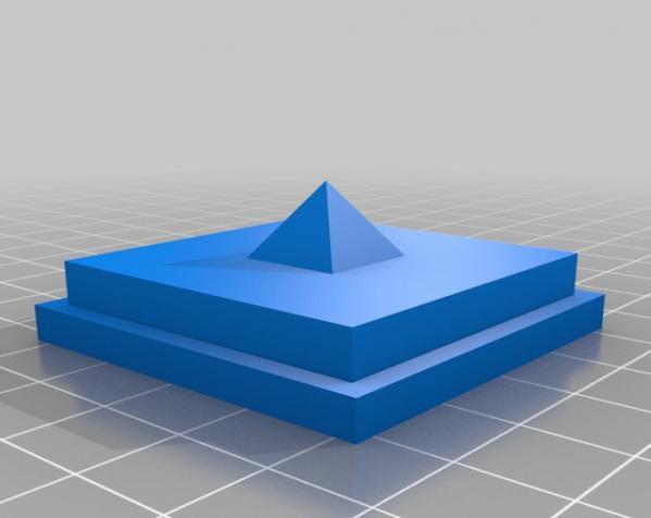 模块化的方尖塔 3D模型  图9