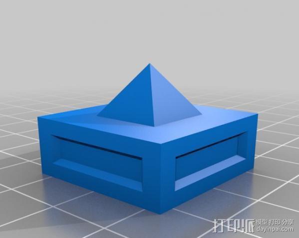 模块化的方尖塔 3D模型  图11