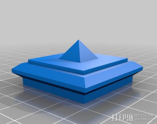 模块化的方尖塔 3D模型  图10