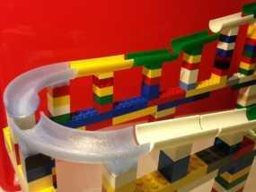 乐高滚珠轨道模型 3D模型