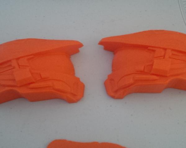 Halo头盔 3D模型  图2