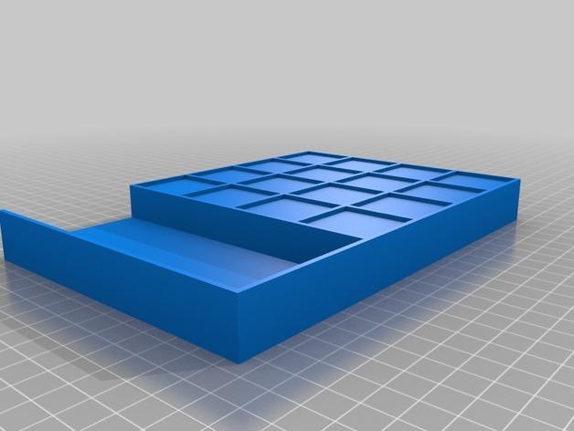 迷你棋盘模型 3D模型  图2