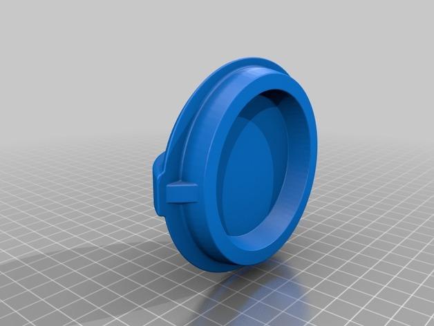 风暴骑兵马克杯 3D模型  图3
