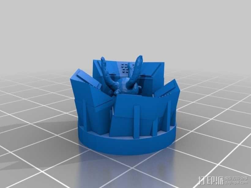 Pocket Tactics:外交使节团 3D模型  图1
