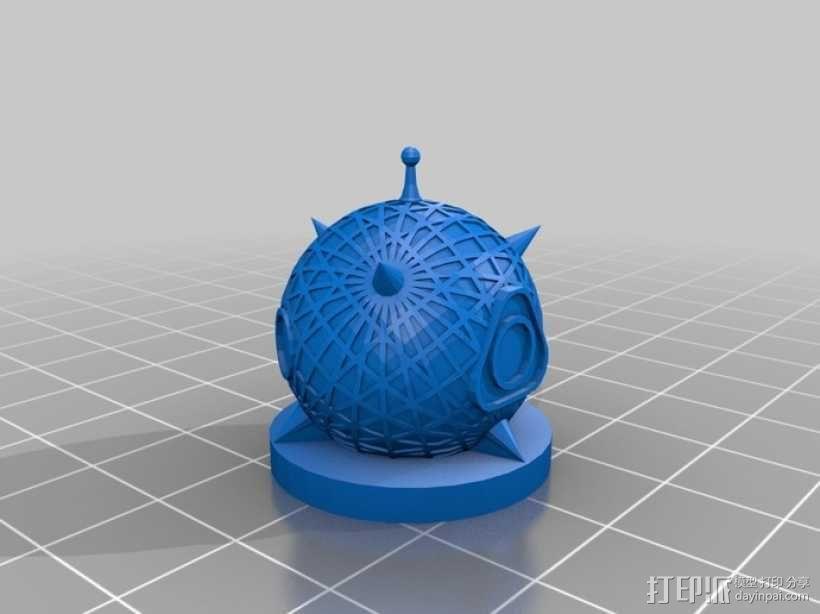 Pocket Tactics:外交使节团 3D模型  图4