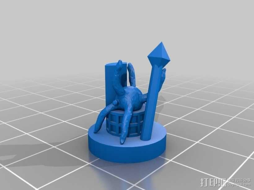 Pocket Tactics:外交使节团 3D模型  图5