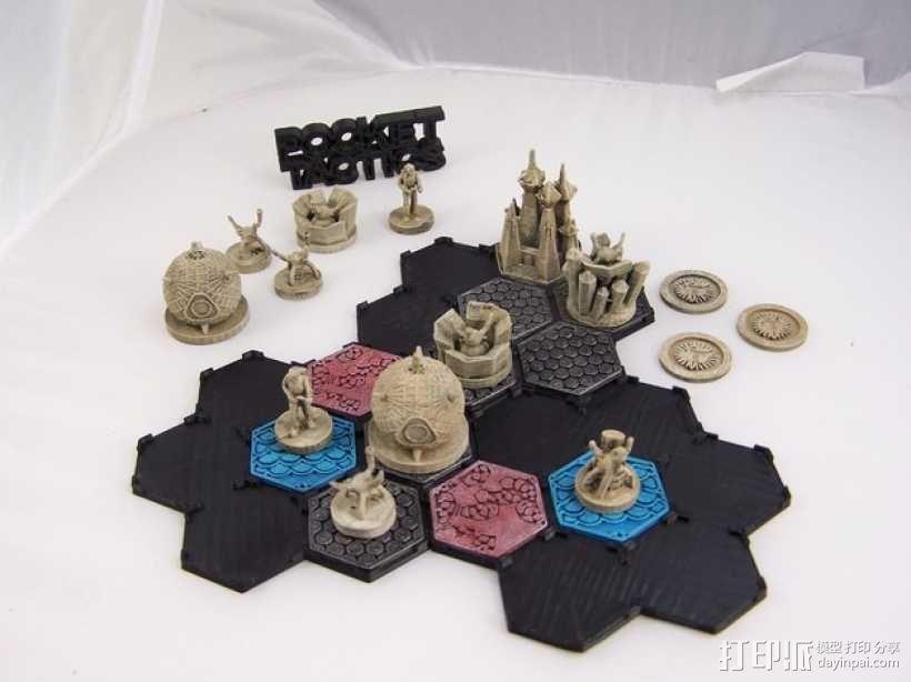 Pocket Tactics:外交使节团 3D模型  图12