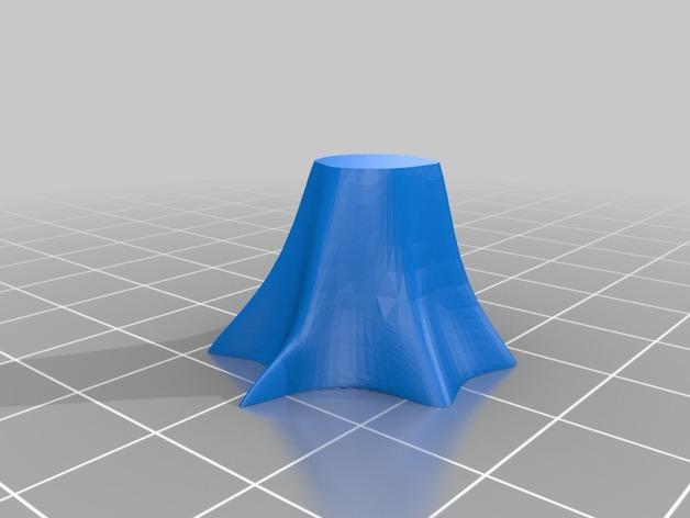 迷你树桩模型 3D模型  图2