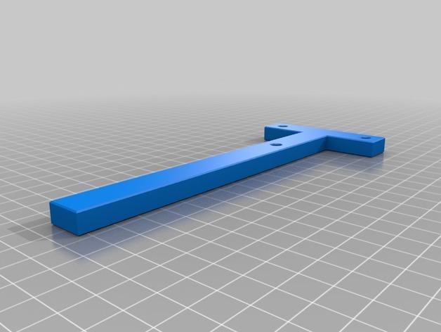 梁规旋转装置 3D模型  图8