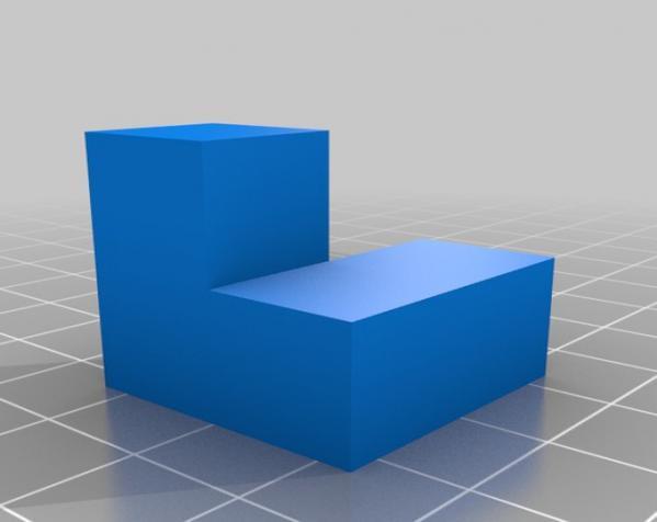 立方体拼图模型 3D模型  图8