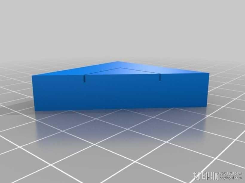 OpenForge平滑斜瓦 3D模型  图5