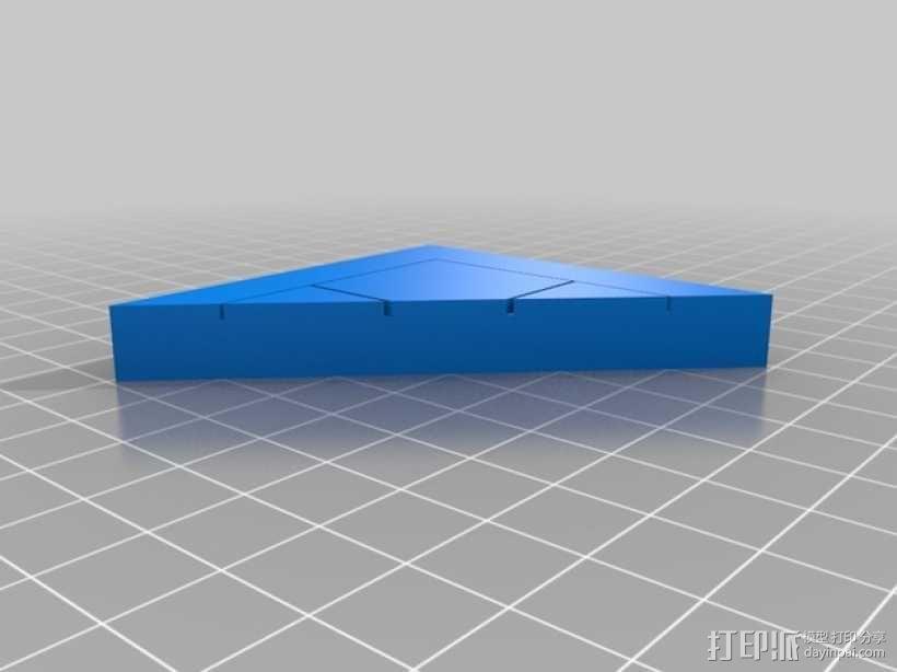 OpenForge平滑斜瓦 3D模型  图7