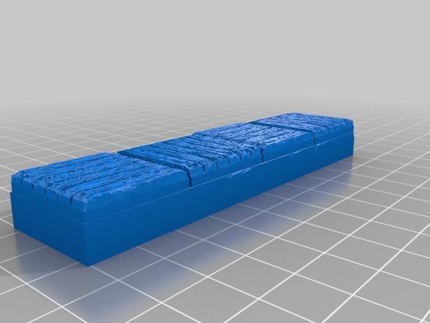 OpenForge木质瓦片 3D模型  图16