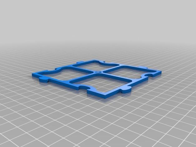 国际象棋棋具 3D模型  图3