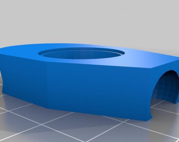 MAGG机器人玩偶 3D模型  图4
