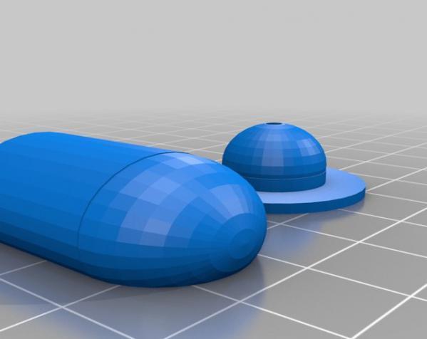 MAGG机器人玩偶 3D模型  图9