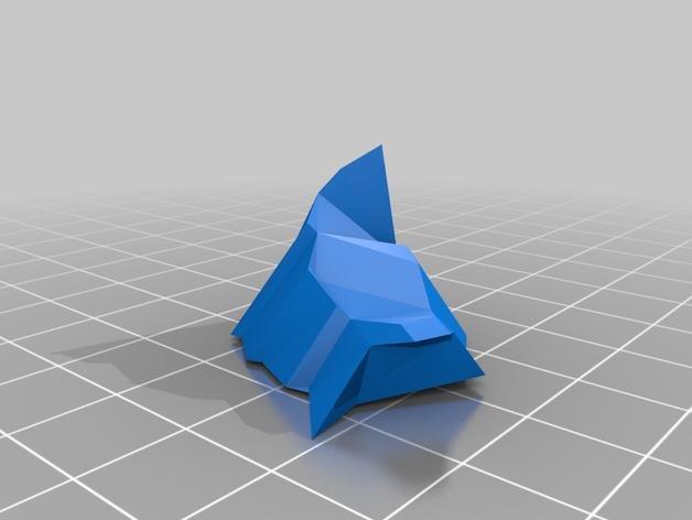 异形虫王 3D模型  图5