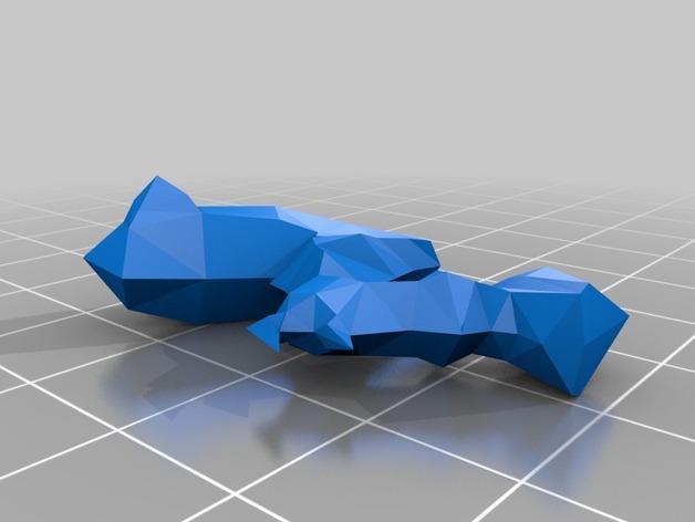 异形虫王 3D模型  图7