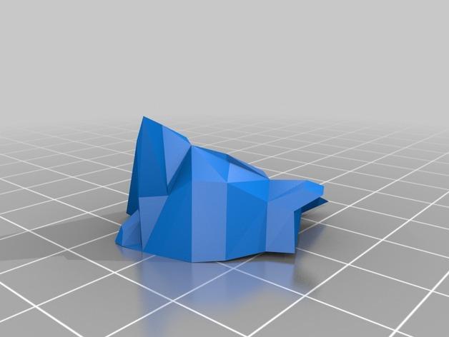 异形虫王 3D模型  图6